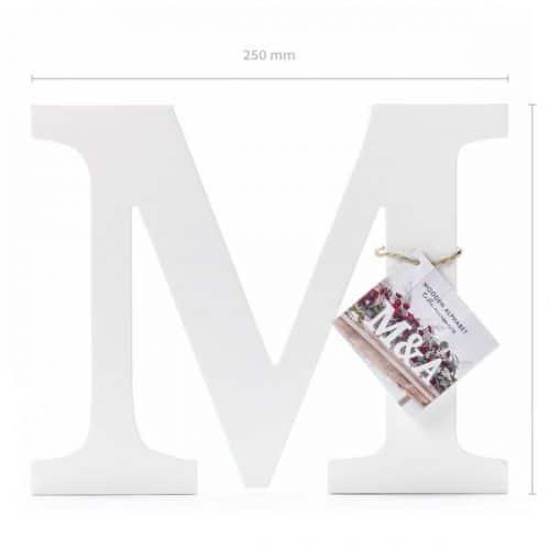 bruiloft-decoratie-houten-letter-m-wit-3