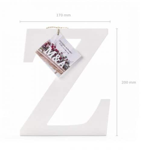 bruiloft-decoratie-houten-letter-z-wit-3