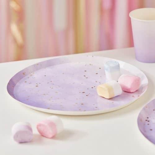 bruiloft-decoratie-papieren-bordjes-ombre-splash-lila-mix-it-up-pastel-3.jpg