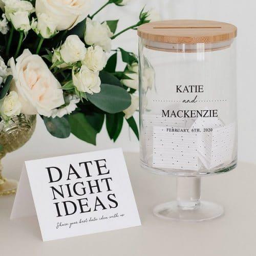 bruiloft-decoratie-gastenboek-date-night-ideas-gepersonaliseerd
