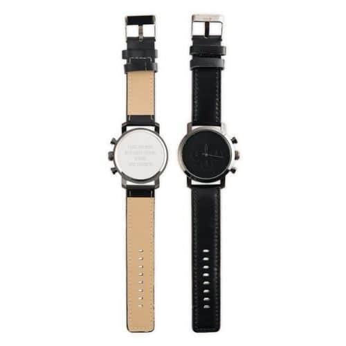 bruiloft-decoratie-horloge-custom-black-gepersonaliseerd-3