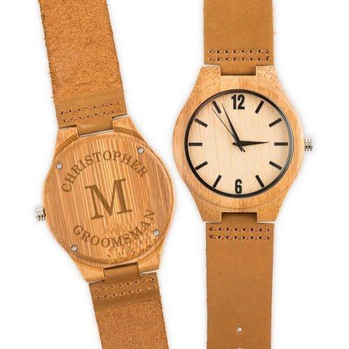 bruiloft-decoratie-horloge-wooden-monogram-gepersonaliseerd-2