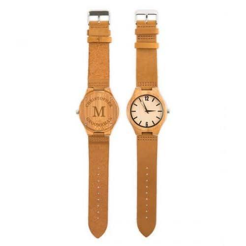 bruiloft-decoratie-horloge-wooden-monogram-gepersonaliseerd-3