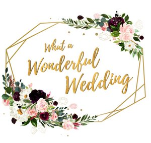Bruiloft decoratie | What a Wonderful Wedding
