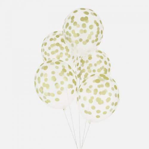 bruiloft-decoratie-ballonnen-met-confetti-print-goud
