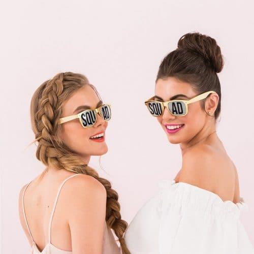 bruiloft-decoratie-zonnebril-squad-gold-white4