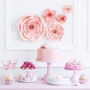 bruiloft-decoratie-backdrop-bloemen-mix-pink