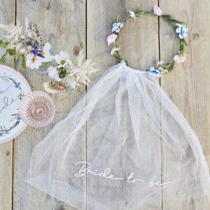vrijgezellenfeest-artikelen-diadeem-met-sluier-boho-floral