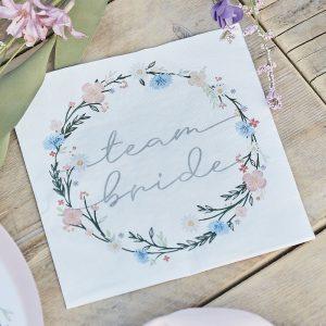 vrijgezellenfeest-artikelen-servetten-team-bride-boho-floral-2